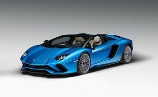"""Xe++ - """"Bò tót"""" mui trần Lamborghini Aventador S Roadster có giá từ 8,5 tỷ đồng"""