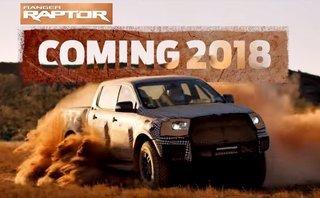 Xe++ - Ford xác nhận sẽ có Ranger Raptor vào năm 2018