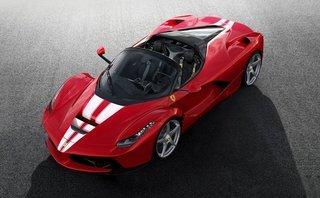 Xe++ - Siêu xe LaFerrari mui trần cuối cùng có giá tới 225 tỷ đồng
