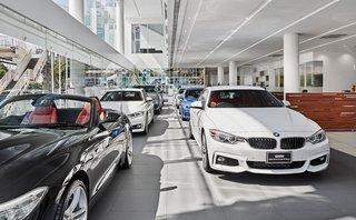 Xe++ - Trường Hải giành quyền phân phối xe BMW tại Việt Nam từ 1/1/2018
