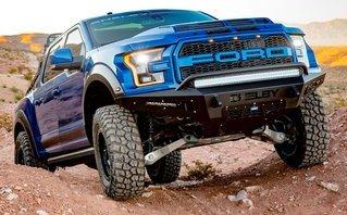 Xe++ - Siêu bán tải Shelby Baja Raptor độ 'khủng' mạnh 525 mã lực