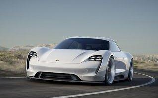 Xe++ - Mission E chiếc siêu xe chạy điện đầu tiên của Porsche có giá 1,9 tỷ đồng
