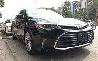 Xe++ - Toyota Avalon Limited sang trọng đến mức nào?