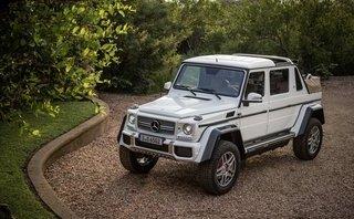 Xe++ - Cơ hội sở hữu hàng hiếm Mercedes-Maybach G 650 Landaulet