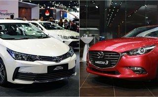 Xe++ - Toyota Altis và Mazda3: Cuộc chiến giành ngôi vương phân khúc C