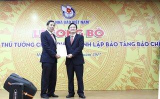 Chính trị - Xã hội - Chính thức thành lập bảo tàng Báo chí Việt Nam