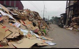 Môi trường - Bắc Ninh: 156 tỷ đồng 'cứu' làng nghề Phong Khê
