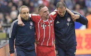 Thể thao - Ribery dính chấn thương nặng, có thể giải nghệ