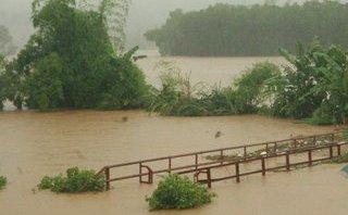 Môi trường - Hòa Bình: Mưa lớn gây ngập nước, sạt lở đất