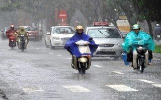 Điểm nóng - Cảnh báo mưa dông, gió giật mạnh trên biển