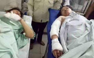 An ninh - Hình sự - Hé lộ nguyên nhân nghịch tử chém mẹ và em gái nhập viện