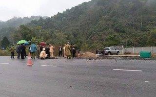 An ninh - Hình sự - Vụ đâm chết 5 công nhân ở Hà Giang: Tài xế ra trình diện