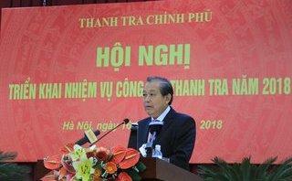 Góc nhìn luật gia - Phó Thủ tướng Trương Hòa Bình đánh giá ngành thanh tra năm 2017