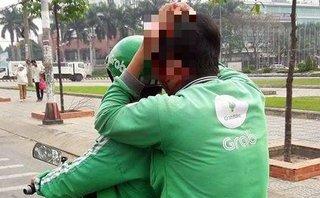 An ninh - Hình sự - Điều tra vụ tài xế GrabBike bị nhóm xe ôm truyền thống đánh nhập viện