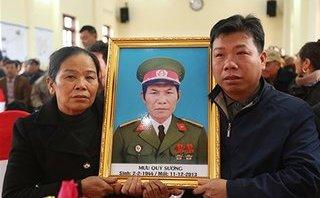 Hồ sơ điều tra - Xin lỗi người bị giam oan đã chết 5 năm vì cáo buộc giết vợ