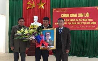 Hồ sơ điều tra - Lần đầu tiên trong lịch sử tố tụng Việt Nam: Day dứt lời di chúc của người quá cố (Kỳ 3)