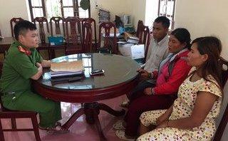 Pháp luật - Bắt khẩn cấp nhóm đối tượng đưa 2 bé gái bán sang Trung Quốc
