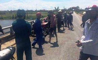 Chính trị - Xã hội - Nghệ An: Mẹ mang bầu ôm 2 đứa con thơ nhảy cầu tự tử