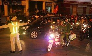 Những cách ăn mừng độc lạ ở thành Vinh trước chiến thắng của U23 Việt Nam