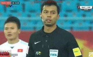 Cộng đồng mạng - 'Làn sóng' chỉ trích trọng tài trận bán kết U23 Việt Nam – Quatar