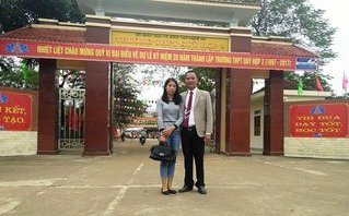 Cộng đồng mạng -  Nghệ An: Thầy giáo làm thơ trả lời vợ về tiền thưởng Tết gây bão mạng
