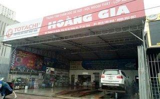 Cộng đồng mạng - Khách hàng 'choáng' trước phí rửa xe ô tô ngày Tết
