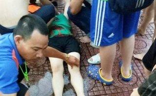 Tin nhanh - Bể bơi rò điện, 1 người bị thương, nhiều người hoảng loạn kêu cứu