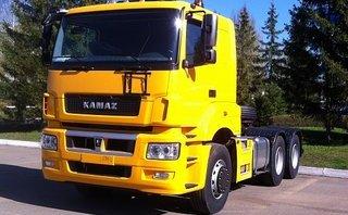 Xe++ - [VMS 2017] Xe tải thương hiệu Kamaz chính thức trở lại thị trường Việt Nam