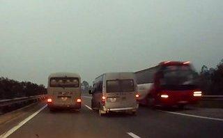 Xe++ - Đi xe ngược chiều trên đường cao tốc bị xử lý ra sao?