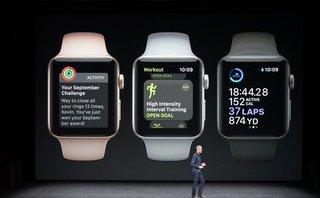 Công nghệ - Apple Watch thế hệ thứ 3 và Apple TV 4K có gì 'hot'?