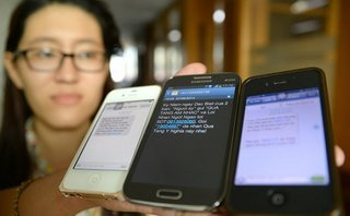 Công nghệ - Vượt qua Viettel, Vinaphone là nhà mạng có số lượng tin nhắn rác ít nhất