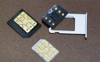 Công nghệ - Hàng loạt iPhone lock 'đột tử' do sim ghép 4G