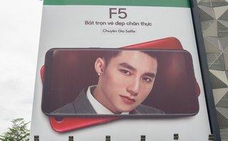 Công nghệ - Sơn Tùng M-TP là gương mặt đại diện của Oppo F5