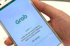 Sau vô lăng - Tối ngày 3/4, ứng dụng Grab 'treo trắng', nhiều nghi ngờ được đặt ra