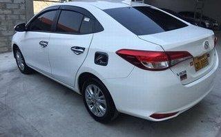 Toyota Vios 2018 bản nước ngoài bất ngờ lăn bánh tại Việt Nam