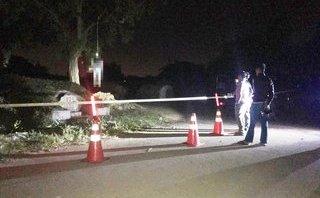 An ninh - Hình sự - Điều tra nguyên nhân 9X chết trong tư thế treo cổ giữa nghĩa trang
