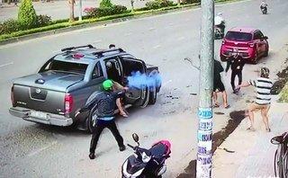 """An ninh - Hình sự - Điều tra vụ nổ súng """"truy sát"""" nhau trong quán cà phê"""