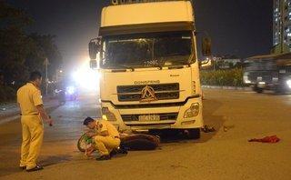 Chính trị - Xã hội - Va chạm với 'hung thần', nam thanh niên điều khiển xe máy chết thảm