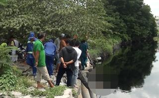 Pháp luật - TP.HCM: Phát hiện xác chết lõa thể của một phụ nữ dưới kênh nước