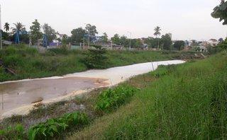 Xã hội - Kiểm tra các cống xả thải từ nhiều khu công nghiệp ra kênh Ba Bò