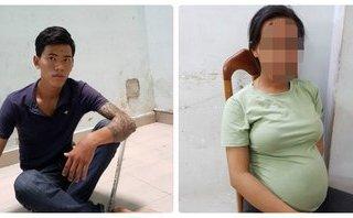 An ninh - Hình sự - Tóm gọn nam thanh niên chở cả bà bầu đi cướp giật