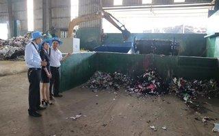 Cuộc sống xanh - Bình Dương: Đưa vào sử dụng nhà máy xử lý chất thải công suất 4.000 tấn