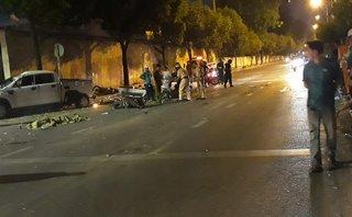Tin nhanh - 'Xe điên' gây tai nạn trong đêm, 5 người thương vong