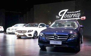 Bảng giá xe - Bảng giá ô tô Mercedes-Benz cập nhật tháng 4/2018 mới nhất