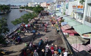 Chính trị - Xã hội - Cà Mau: Dẹp không xuể 'chợ' tự phát