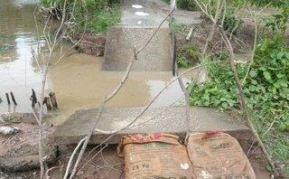 Xã hội - Xã Tân Bằng (Thới Bình, Cà Mau): Đường hư, cầu sập, người dân kêu cứu