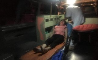 Mới- nóng - TP.HCM: Kinh hoàng chung cư cháy lớn,  hàng loạt người thương vong