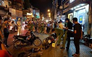 An ninh - Hình sự - Bắt 1 nghi can trong vụ nhóm trộm đâm 2 'hiệp sĩ' tử vong, 3 người bị thương