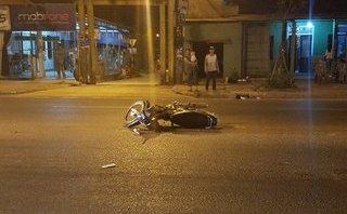 Tin nhanh - Gây tai nạn khiến 1 phụ nữ bị thương, 2 nam thanh niên liền bỏ chạy