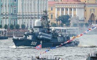Thế giới - Nga khoe siêu tàu chiến khiến đối thủ phải giật mình khiếp đảm